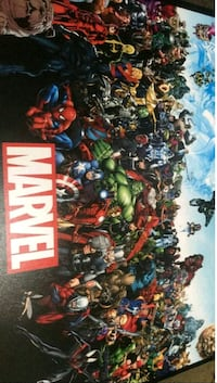 Marvel portrait South El Monte, 91733