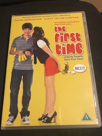 The First Time DVD-saken