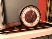 Antique Mantel Clock Toronto, M4R 1X6