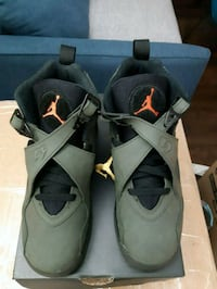 Jordan 8 undefeated size 5y, 6.5 womens Vancouver, V5R 3M9