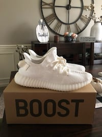 Yeezy Boost 350 V2 Cream White Evans City, 16033