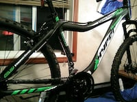 black and green Specialized hard tail mountain bike Surrey, V3T 4B3