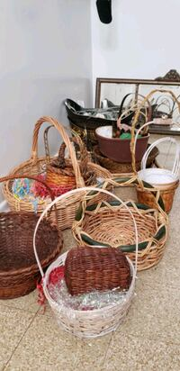 20 Baskets - various sizes Toronto, M9N 3A5