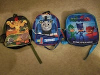 KIDS MID SIZE BACK PACKS Tinley Park, 60477