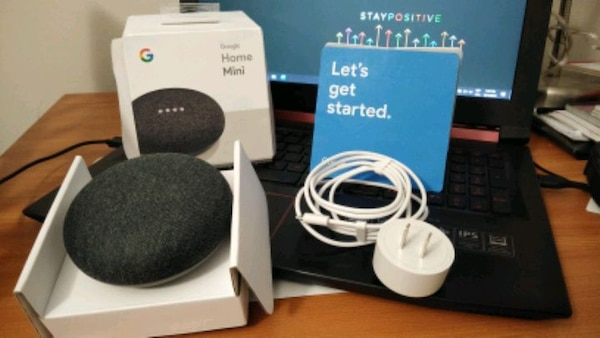 Google Home Mini |BLACK 02b67d21-72c8-4d25-b74d-dde9ea9dee9d