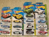 Hot Wheels Ford Racers
