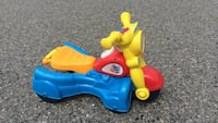 toddler's red and yellow ride on toy Kelowna, V1W 5B3