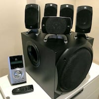 Monster Speakers..Logitech Z-5500 5.1 THX.Best Dea Toronto, M5A 1Y6