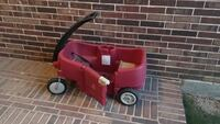 red pull wagon