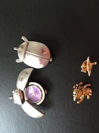 These items part of costume jewelry haul Toronto, M6H 2A7