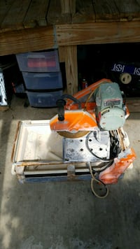 red and gray miter saw Belleview, 34420