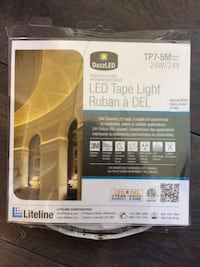 5mtr of LED tape lighting Halton Hills, L7G 6E7