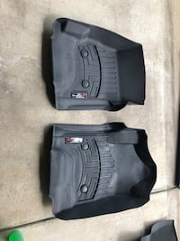 WeatherTech for Chevy Tahoe floor mats, full front to back