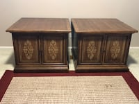 2 End Tables Hoover, 35226