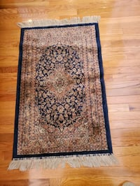 Oriental small area rug 40 x 26 West Springfield, 22152