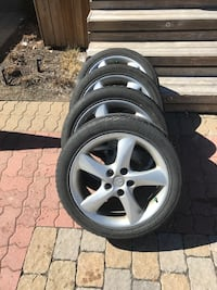 Mags Mazda 17 pouce