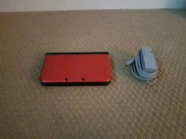 Red 3ds xl