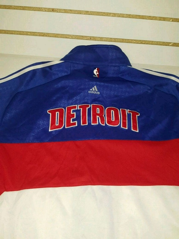 beda28db585 Used blue and red Adidas jersey shirt for sale in Overland - letgo