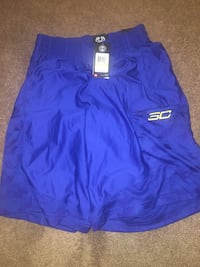 STEPH CURRY SHORTS MEDIUM NEVER WORN Palm Springs, 92262