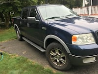 2005 Ford F-150 FX4 4x4 SuperCrew Plymouth