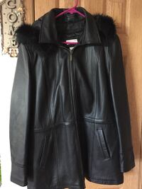 LEATHER  woman's coat  Fort Collins, 80521