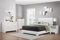 5pc. Queen Bedroom Set
