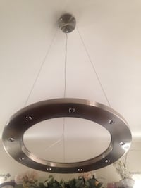 Stainless steel LED pendant light Las Vegas, 89148
