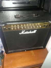 black and gray Marshall guitar amplifier Alexandria, 22306