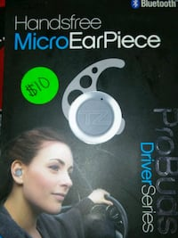 New hands free ear piece Inverness, 34452