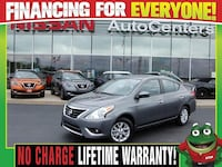 2017 Nissan Versa 1.6 SV Wood River, 62095