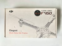 DJI F450 Drone Kit complete with Receiver, Batteries, Charger Toronto, M6H 3Y2
