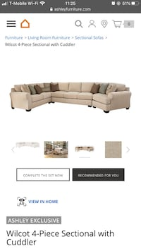 Large sectional Virginia Beach, 23452