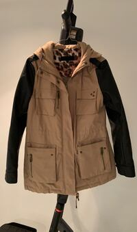 Steve Madden Mixed Media Jacket  Toronto