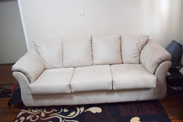 Used Signature Design By Ashley Sofa For Sale In Jersey City Letgo
