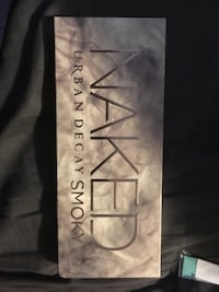Urban Decay Smokey Naked makeup palette Guelph