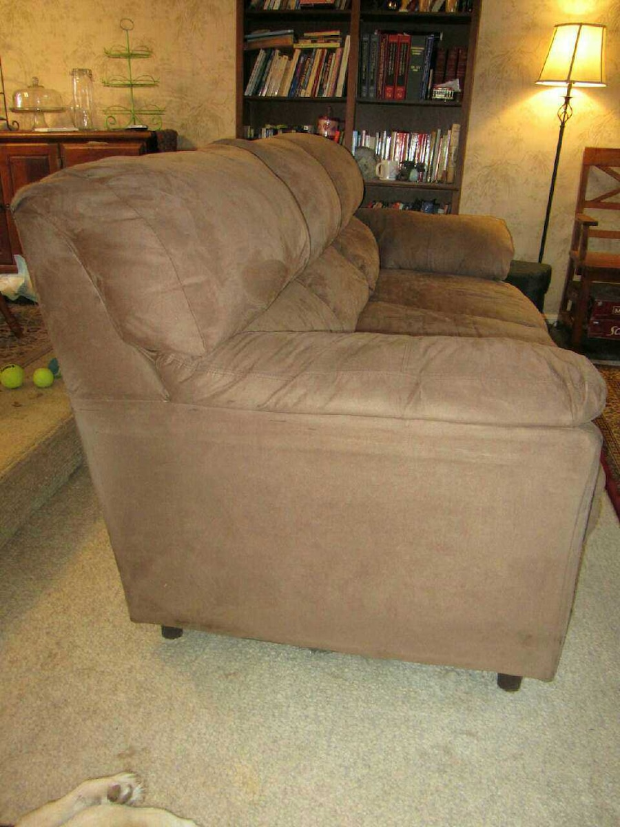 Used Sofa And Loveseat Set In Rockville