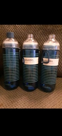 New infusion bottles $5 Each or all for $10