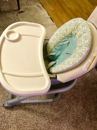Graco Blossom 4-in-1 Seating System, Winslet HADDONFIELD