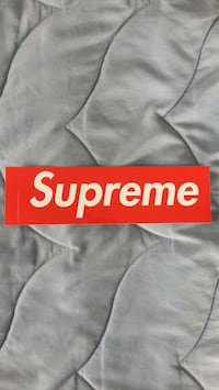 Supreme bogo sticker Oakville, L6H 7L5