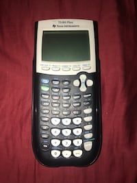 Black and gray texas instruments ti-84 plus Torrance, 90501