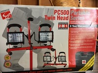 Pc500 portable twin head series McAllen, 78504