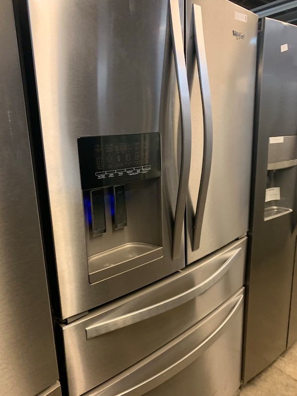 stainless steel french door refrigerator afd22796-f4dc-4a41-bf15-3459f97a2e09