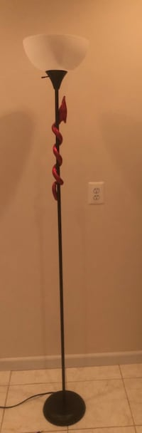red and black metal rod Potomac