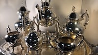 Silver plated set  Mississauga, L4X 1L9