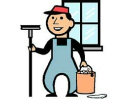 window and gutters cleaner