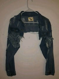 Jeans crop Jacket Kenner, 70065