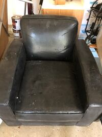 Leather Club Chair Gainesville, 32601