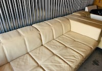 Leather Sofa W/ Chaise OBO! Denver, 80211