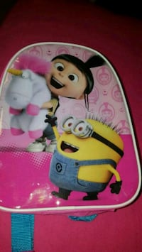 Dispicable me mini backpack NEW