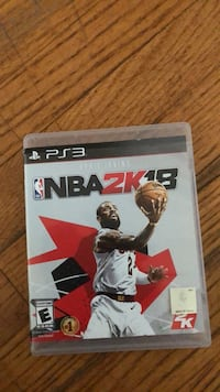 Sony ps3 nba 2k18 game  Kentwood, 49508